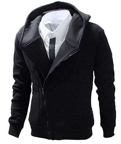 Garcia Pescara Designer Kapuzenpullover Sweatjacke Kapuzenjacke Hoodie Mit Kapuze Reißverschluss L