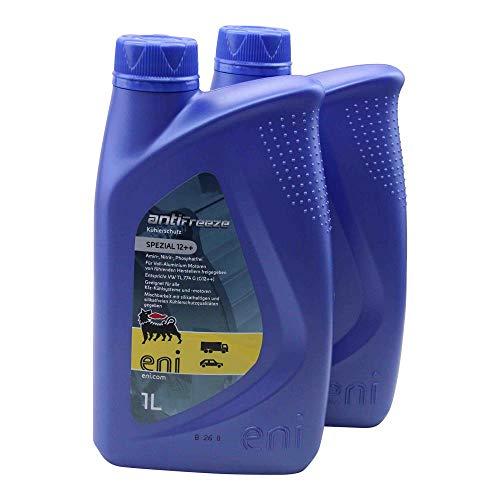 Kühlflüssigkeit Frostschutz Konzentrat -40° 2x1L Eni Agip Antifreeze Spezial 12++ 2 Liter
