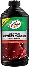 Turtle Wax T-417 Premium Grade Clean Cut Polishing Compound - 18 Oz.