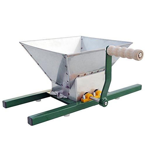DCHOUSE Fruit Crusher Handmatige Shredder Maken voor Fruit Apple Juice Draagbare Pulper Grinder