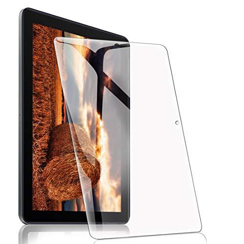 TUUT Panzerglas Schutzfolie für Huawei MatePad T10 2020/T10S, 9H Festigkeit, Bläschenfrei Anti-Kratzer Anti-Öl HD Klarheit Gehärtetem Glas panzerglas Bildschirmschutzfolie