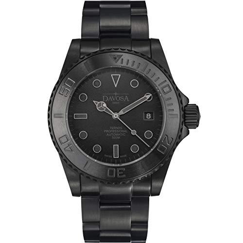 Davosa Ternos Professional 500 Black Suit Limited Edition - Herrenuhr - schwarz 16158350
