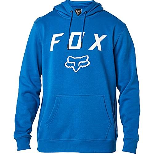Fox Racing Sudadera de Forro Polar estándar Legacy para Hombre, Grande, Azul Real
