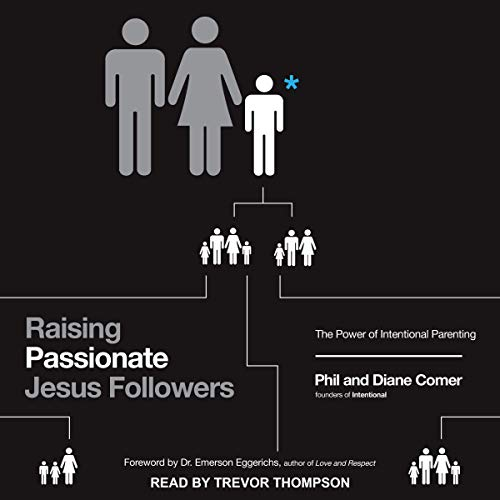 Raising Passionate Jesus Followers audiobook cover art