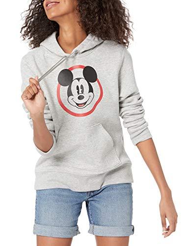 Amazon Essentials Disney Star Wars Marvel Fleece Pullover Hoodie Kapuzen-Sweatshirt, Mickey Classic, M