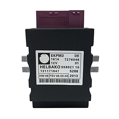 Automajor Fuel Pump Module Computer Unit 16147276046 EKPM3 Replacement for BMW E81 E82 E87 E88 E90 E91 E92 E93 E60 E61 E62 E63 E64 E84 E70 E71 E89