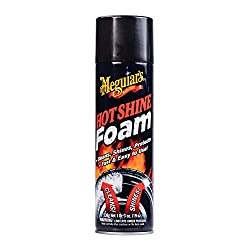 Meguiar's Hot Shine Tire Foam