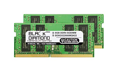 16GB Kit(2X8GB) Memory RAM Compatible for Acer Predator 17 X,21 X,G3-571,G3-572,G3-572-72YF,G3-572-7526,G3-572-78JY,G5-793,G9-591,G9-591-74KN,G9-593-71EH