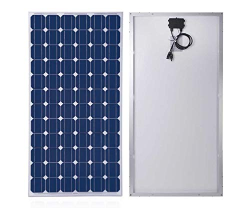 Panel Solar 180W 24V Monocristalino | Instalaciones Aisladas o Conexión a Red | Alto Rendimiento en Condiciones de Poca Luz