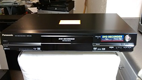 Fantastic Deal! Panasonic DMR-E55P DVD Video Recorder. DVD Recording DVD-RAM/DVD-R. DVD-RAM 16hr Rec...