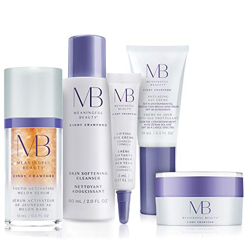 Meaningful Beauty 5-Piece Starter Kit, Gift Set