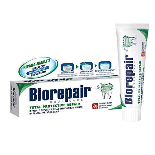 Biorepair Dentifricio Total Protective Repair - 75 ml -...