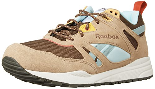 Reebok Damen Ventilator So Sneakers, Braun (Dark Brown/Walnut/Cool Breeze/Sage/Red/Chalk/Gld), 39