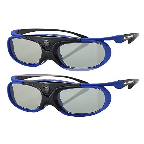 occhiali 3d attivi Occhiali 3D Attivi per Proiettori DLP-Link Optoma BenQ Sharp Acer Samsung Mitsubishi serie DLP projector