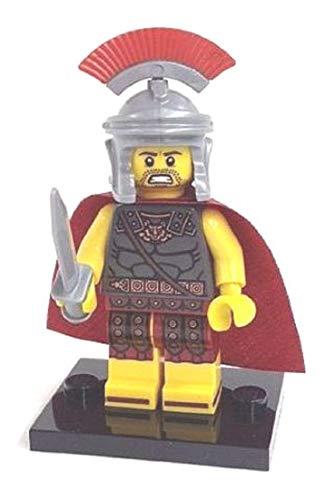 LEGO 71001 - Minifigur Römischer Zenturio aus Sammelfiguren-Serie 10