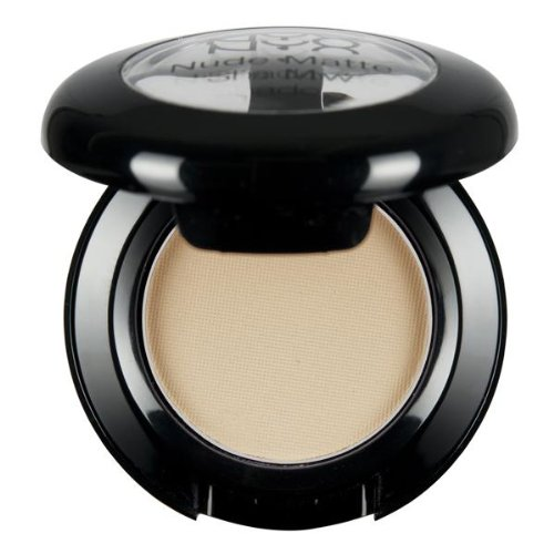 NYX Cosmetics Nude Matte Eye Shadow I Have A Headache