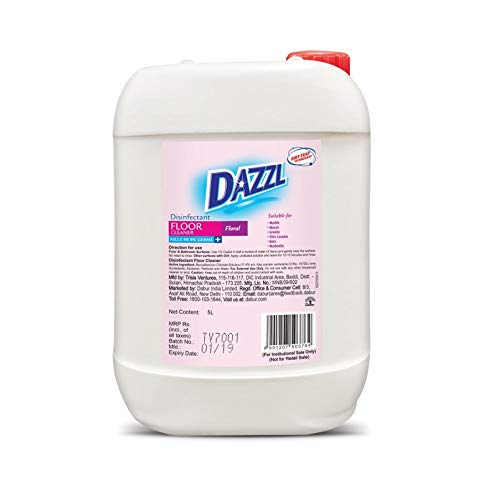 Dazzl Disinfectant Floor Cleaner - 5L