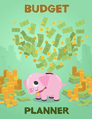Budget Planner: Budget Planning, Planner Journal Notebook Finance Planner |Money Organizer |Debt Tracker (budget book, Band 3)