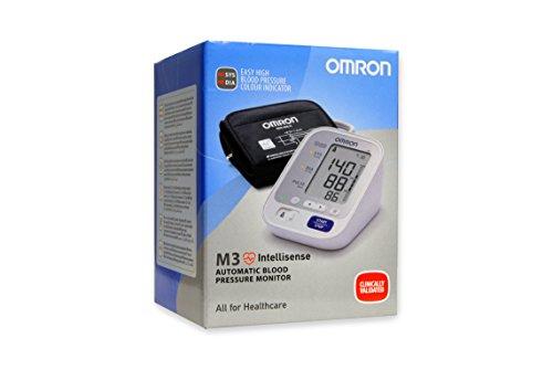 Tensiomètre de bras OMRON M3 pour deux utilisateurs