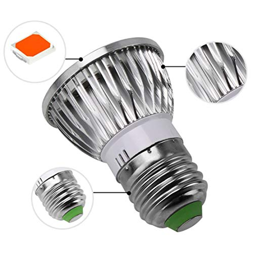 GU10 5730SMD 18Led Full Spectrum Green Hydroponic wachsen Pflanzen Glühbirn Lamp