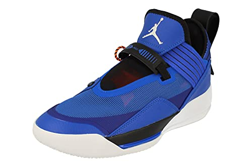 Nike Air Jordan XXXII SE Uomo Basketball Trainers CD9560 Sneakers Scarpe (UK 9 US 10 EU 44, Hyper Royal White 401)