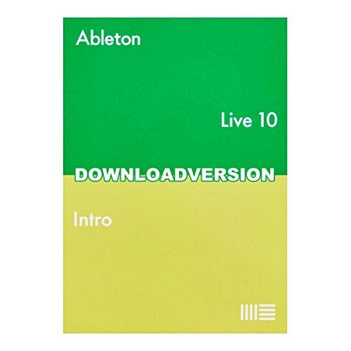 Ableton Live 10 Intro License Cod.