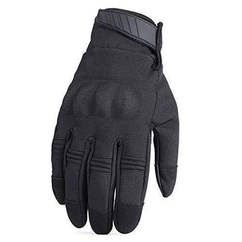 2019 1 para Mode Neue Vollfinger Motorradhandschuhe Motocross Luvas Guantes Moto Schutzausrüstung Handschuh -a754-XXL