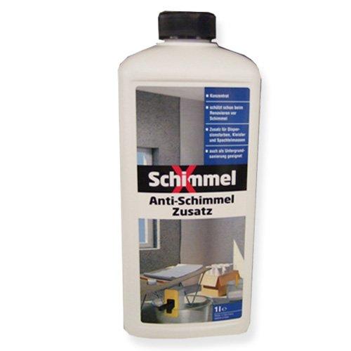 bester Test von anti schimmel zusatz Zusatz für Schimmel Pufas Schimmel X 1 Liter