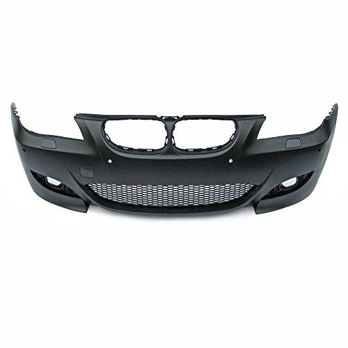 JOM Car Parts & Car Hifi GmbH 5111297JOM Stoßstange, JOM-SportLook vorne, mit Grill, Ausschnitte mit Abdeckung für SRA, mit PDC, Sport Paket