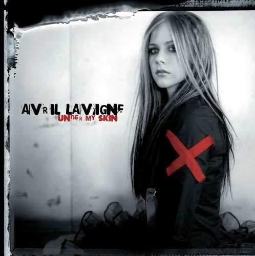 CD AVRIL LAVIGNE - UNDER MY SKIN