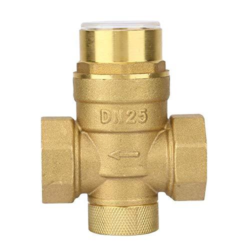 Druckminderventil, RF-01 1 Zoll Messing Wasserdruckminderventil 1