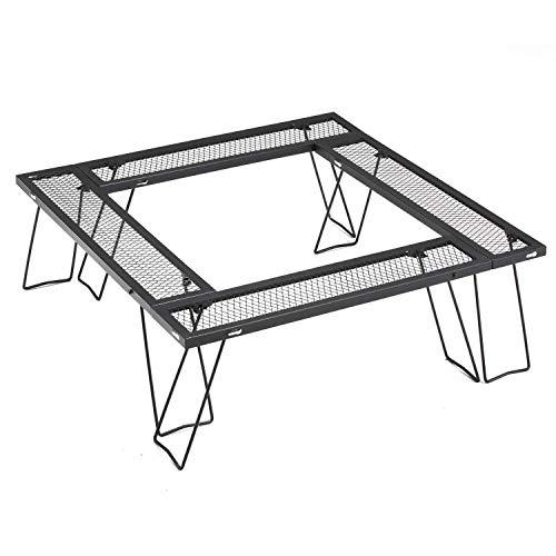 BUNDOK(バンドック) マルチ 焚き火 テーブル BD-239 組み替え可能 収納ケース付 アウトドア