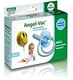 Nasensauger Baby Angel-Vac Nasensauger Baby Elektrisch Für Vorwerk Staubsauger Mit Extra weichem Saugkopf das Original seit 30 Jahren