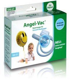 Angel-Vac Nasensauger (Für Vorwerk Staubsauger) NEU: Mit Extra weichem Saugkopf