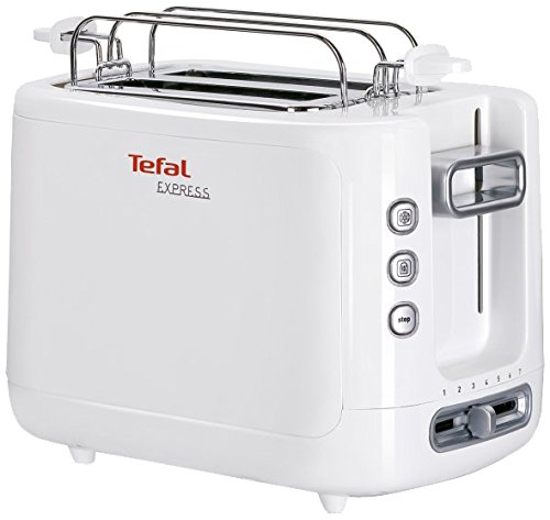 Tefal TT 360131 - Tostador (850W) Color blanco