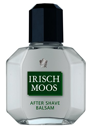 Sir Irish Moos homme/men, Aftershave Balsam, 1er Pack (1 x 100 g)