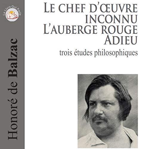 Trois études philosophiques cover art