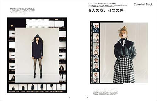 『GINZA(ギンザ) 2019年 11月号 [ブラックラブ♡日常で黒を着る! /石田ゆり子]』の2枚目の画像