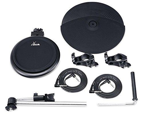 XDrum DD-520AOS Add On Set (Erweiterungs-Set für DD-520 E-Drum-Set, 8