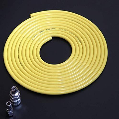 KAUTO Manguera de compresor de Aire, Tubo de Manguera de Aire de PU, componente neumático de Tubo de Poliuretano para compresor 5 M/Lote -
