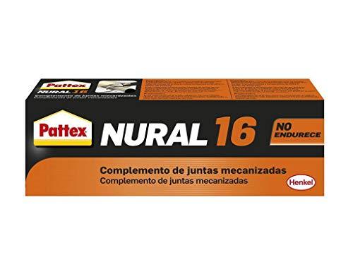 Pattex NUHK855955 Nural-16 Estuche 60ml, Blanco