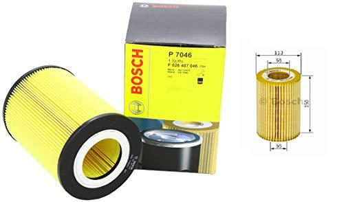 TOP SHOP Bosch F026407046 oliefilter voor MAZDDA SCKODA V.W POLOO PEUGEUT 206 SMARRT