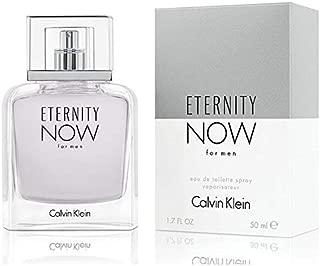 CK Eternity Now MEN by CK Eau De Toilette Spray 1.7 OZ (50 ML)
