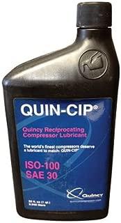 Quincy 112543Q100 1 Quart Quin-Sip 30 WT Pump Oil