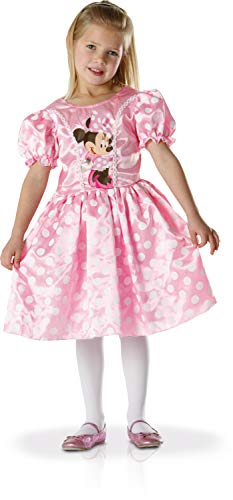 costume carnevale minnie Costume Minnie originale Walt Disney bimba 3-4 anni