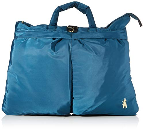 FLY London Damen ACES705FLY Handtasche, Nylon Teal, One Size