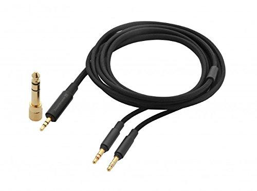 beyerdynamic Audiophiles Anschlusskabel 1,40 m für T 1 und T 5 p (2. Generation) High-End Stereo Kopfhörer