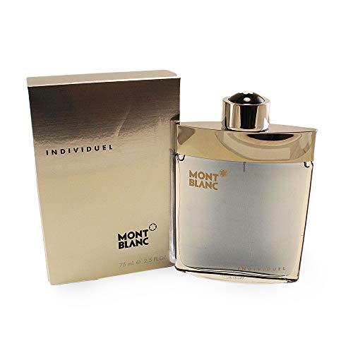 Mont Blanc Individuel homme / men, Eau de Toilette, Vaporisateur / Spray 75 ml, 1er Pack (1 x 75 ml)