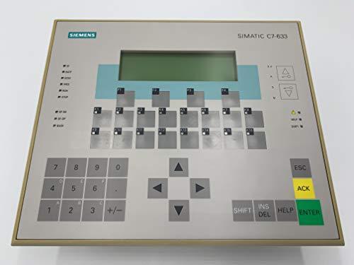 Siemens Simatic C7-633 DP 6ES7633-2BF02-0AE3 6ES7 633-2BF02-0AE3 Nieuw