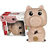 Figuras De Dibujos Animados Pop Toy Story Hamm # 170 Piggy Bank Figura De Juguete 10Cm, Colección De Vinilo Modelo Muñeca Regalos para Niños con Caja